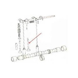 Inlet valve<br>1100 103E/D/H