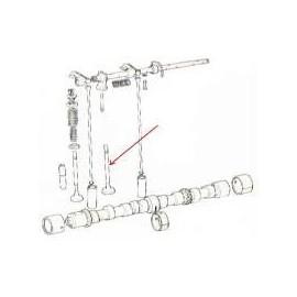 Válvula de admisión<br>1100 103E/D/H