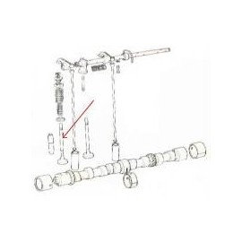Exhaust valve<br>1100 103 E/D/H/G/1100D