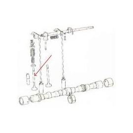 Válvula de escape<br>1100 103 E/D/H/G/1100D