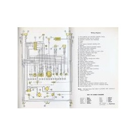 Set of electric wiring - 500 D