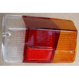 Tapa de lampara posterior izquierda - 126 Black/Brown