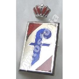 "Emblem ""Pinifarina"" - 118 G/H/K/S/SA/SB"