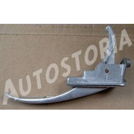 Alloy right outer handle - 1100 103D/H