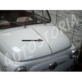 Front bonnet molding - 500N/D