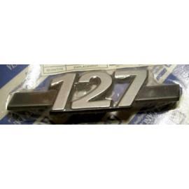 """Monogramme """"127"""" - 127"""