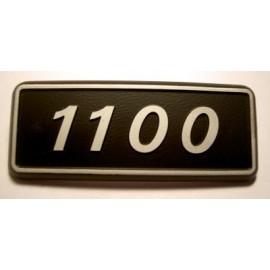 """Side Emblem """"1100"""" - 128"""