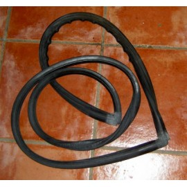 Weatherstrip rear (5 mm) - 127 C/CL/Special