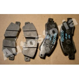 Pads for front brakes - 130 (2800 - 3200cm3)