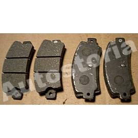 Plaquettes de freins arrière - Fiat 130 (2800 - 3200cm3)