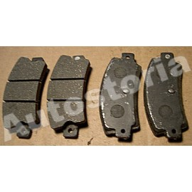 Rear brake pads- Fiat 130 (2800 - 3200cm3)