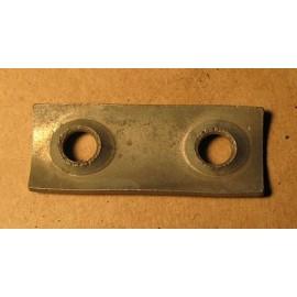 Door stop plate - 500 N / D (1957 --> 1965)