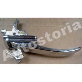 Chromed left outer handle - 1100 103D/H