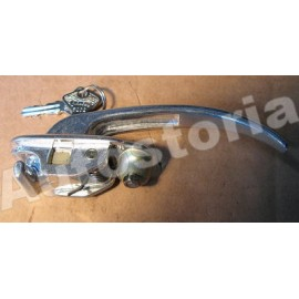 Rear door outer handle - Fiat 500 Giardiniera (1961 -->1965)