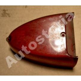 Cabochon rouge de feu Arrière - 1100 , 1200 (1958 -->)