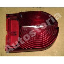 Red plastic tail lamp right or Left - 1300 / 1500