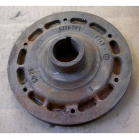 Pulley of Centrifugal filter - 124 Sport AC / AS