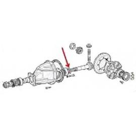 Anello per regolare il giocco della coppia conica (3.20) - 124 Sport Tutte , 124 Berlina Tutte