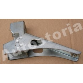 Right rear bumper bracket - 128 Coupe