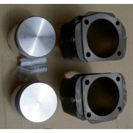 Set of cylinders and pistons 800cc Diameter 85mm - Engine 126