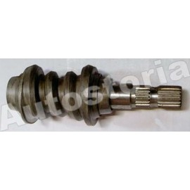Worn screw steering box - 124 A Berline Normale