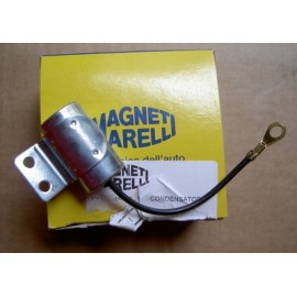 Condensateur (d'origine Marelli)<br>500N/D/F/L/R/126/600/600D