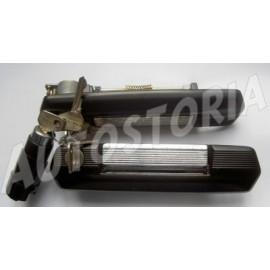 Set of outer door handles - 131 L - CL - Supermirafiori