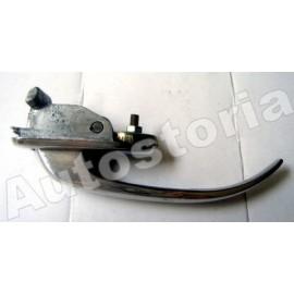 Outer right door handle - 500D/D Giardiniera (1960 -->1965)