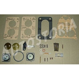 Kit to repair carburetor Weber 32 ADF 50/250 and 51/250 - 131 Mirafiori