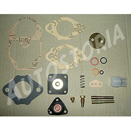 Kit to repair carburetor Solex 32 DISA 1-2-5-7 - Ritmo/Panda