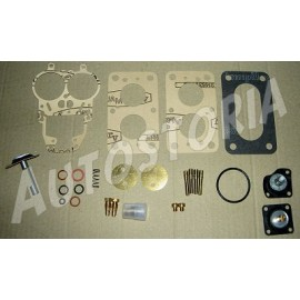 Kit to repair carburetor Solex 32 TEIE 42 - 131 Mirafiori 1300/1600
