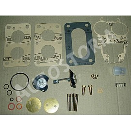 Kit to repair carburetor Solex 34 TEIE 7/8 - 131 Mirafiori 1300/1600