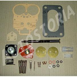 Kit de réparation carburateur Weber 32DHS - 124/124 Spéciale