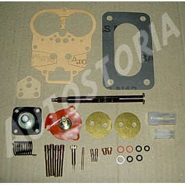 Kit to repair carburetor Weber 32DHS - 124/124 Spéciale