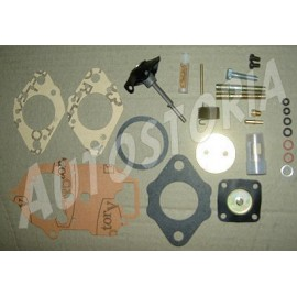 Kit to repair carburetor Weber 32 ICEV 16/250 - 127 (1050cc)