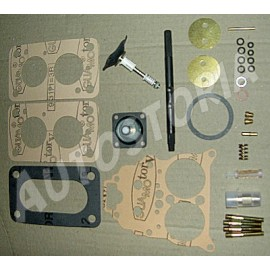 Kit to repair carburetor Weber 34 ADF 7/150 - 131 Mirafiori 1300/1600