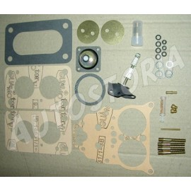 Kit to repair carburetor Weber 32/34 DMTR 81/250 - Nuova Ritmo Super 85