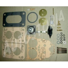 Kit to repair carburetor Weber 32 ADF - 131 Supermirafiori 1300TC/1600TC