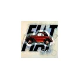 Poignée d'ouverture de portière arrière - Fiat 500 Giardiniera (1965 -->1977)