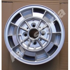 "Set of 4 aluminium rims - Replique ""Campagnolo"" (4,5 * 12)"