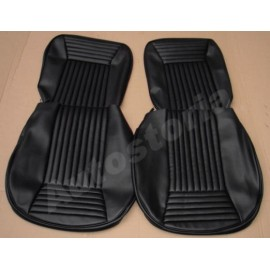 Set of black cover seats - 850 Sport Spider