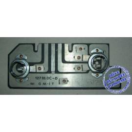 circuit imprimé arriére droit<br>127