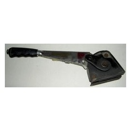Hand brake handle<br>Fiat 125 Speciale