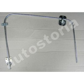 Left window regulator<br>Autobianchi A112