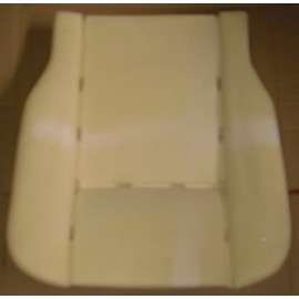 Seat foam mattress<br>Fiat 124 Spider