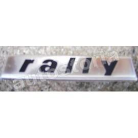 "Monogram ""Rally""<br>128"
