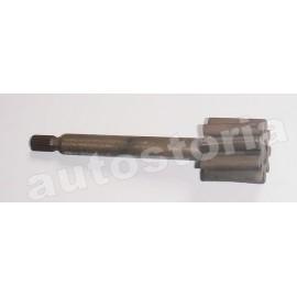 Gear oil pump<br>124 BC/BS/CC/CS - 1600/1800 cm3