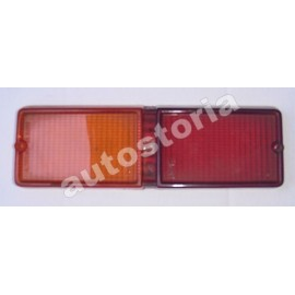 Right taillight lens - First series<br>128 Sedan