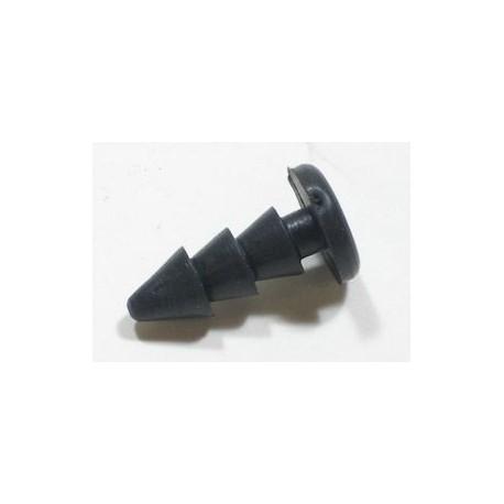 Gummibolzen für fußmatten / kofferraumdichtung - Fiat 500 alle