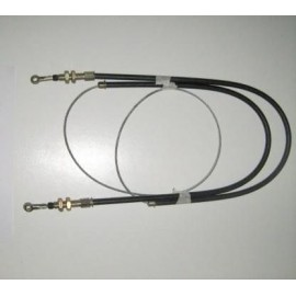 Brake cable to hand - 500 N (1957 -1960)